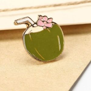 Jewelry - Coconut Pin
